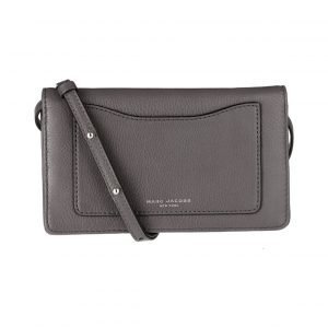 Marc Jacobs Recruit Wallet Leather Strap Nahkalompakko