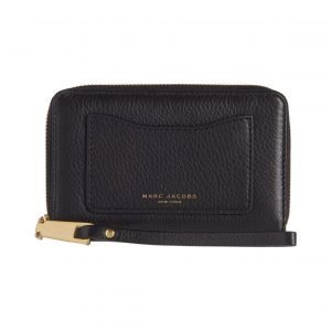 Marc Jacobs Recruit Zip Phone Wristlet Nahkalompakko
