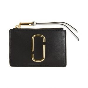 Marc Jacobs Snapshot Top Zip Multi Wallet Nahkalompakko