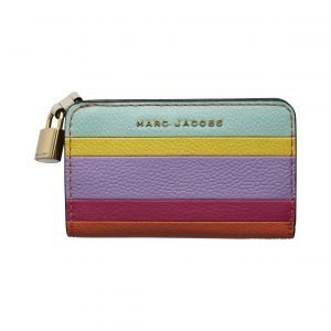 Marc Jacobs The Grind Colorblocked Nahkalompakko