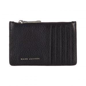 Marc Jacobs Wingman Leather Zip Card Nahkalompakko
