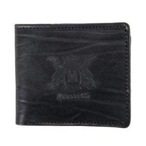 Marccetti Marccetti Carlos Leather Wallet Black