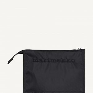 Marimekko Nuuka Meikkilaukku Musta