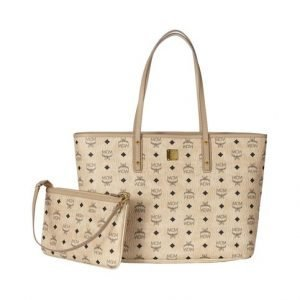 Mcm Anya Visetos Medium Shopper Laukku