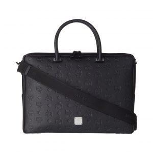 Mcm Otto Briefcase Nahkalaukku