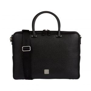 Mcm Otto Grained Briefcase Nahkalaukku