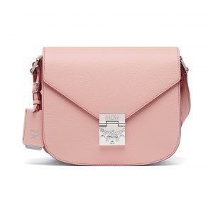 Mcm Patricia Park Avenue Small Shoulder Nahkalaukku