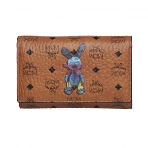 Mcm Rabbit 3 Fold Lompakko