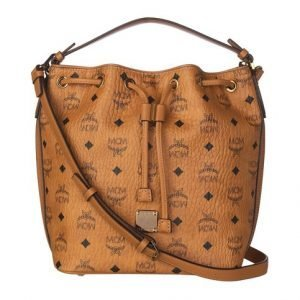 Mcm Signature Visetos Original Small Drawstring Laukku