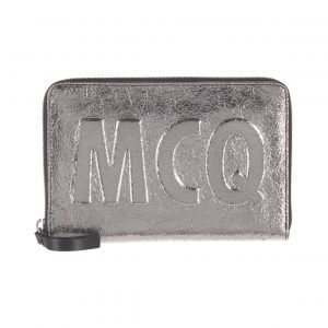 Mcq Travel Wallet Nahkalompakko