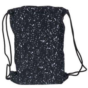Mi Pac Mi Pac Splattered Kit Bag 003 Black/White