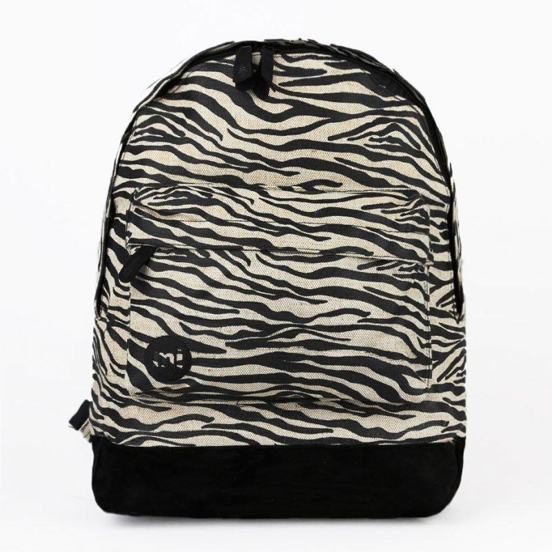 Mi-pac Canvas Zebra