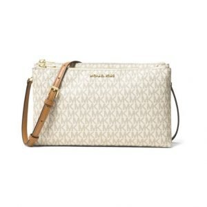 Michael Kors Adele Double Zip Crossbody Laukku