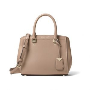 Michael Kors Benning Medium Satchel Nahkalaukku