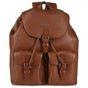 Michael Kors Bryant Leather Backpack Nahkareppu