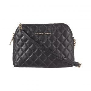 Michael Kors Cindy Lg Dome Crossbody Nahkalaukku