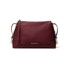 Michael Kors Crosby Medium Messenger Nahkalaukku