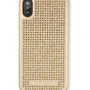 Michael Kors Crystals & Glitter Iphone X Suojakuori
