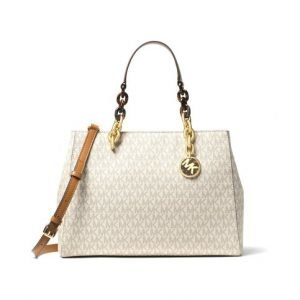 Michael Kors Cynthia Medium Conv Satchel Laukku
