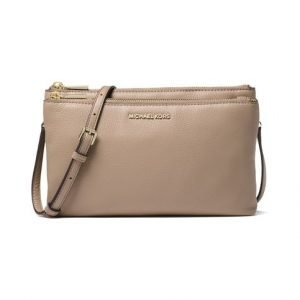 Michael Kors Double Zip Crossbody Nahkalaukku