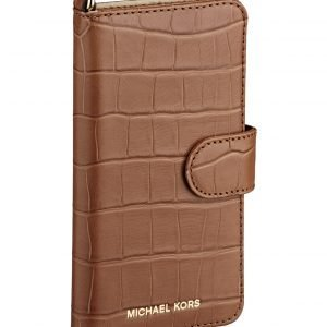 Michael Kors Embossed Leather Iphone 7 Suojakuori