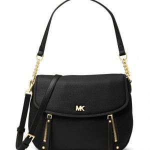 Michael Kors Evie Medium Shoulder Flap Nahkalaukku