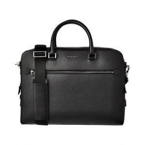 Michael Kors Harrison Large Double Gusset Briefcase Nahkalaukku
