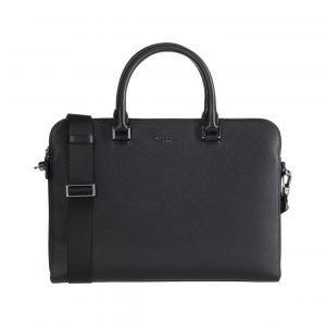 Michael Kors Harrison Medium Double Zip Briefcase Nahkalaukku