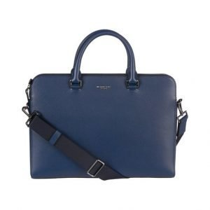 Michael Kors Harrison Slim Double Zip Briefcase Nahkalaukku
