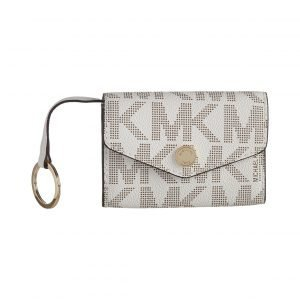 Michael Kors Jet Set Travel Coin Purse Nahkakukkaro