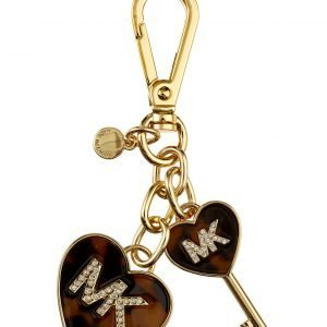 Michael Kors Key Charms Mk Enamel Heart Key Fb Avaimenperä