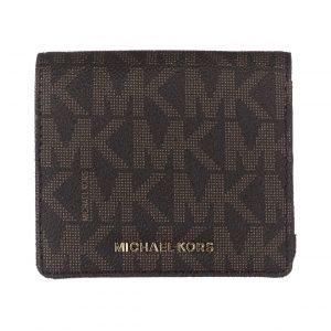 Michael Kors Md Carry All Box Set Lahjapakkaus: Lompakko Ja Avaimenperä