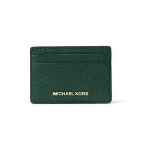 Michael Kors Pebbled Leather Korttikotelo