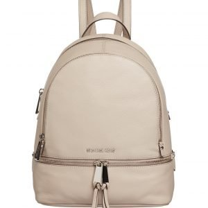 Michael Kors Rhea Small Leather Backpack Nahkareppu