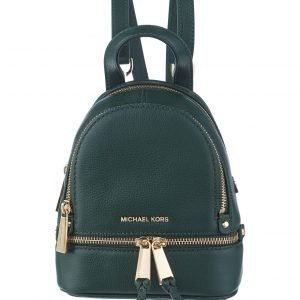 Michael Kors Rhea Zip Xs Msgr Backpack Nahkareppu