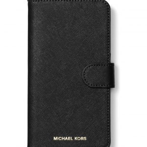 Michael Kors Saffiano Leather Folio Iphone 7 Plus Suojakotelo