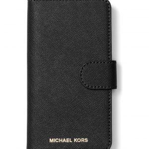 Michael Kors Saffiano Leather Folio Iphone 7 Suojakotelo