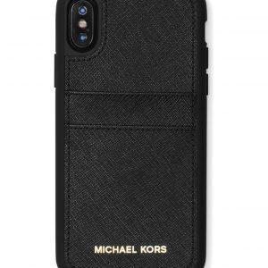 Michael Kors Saffiano Leather Iphone X Suojakuori