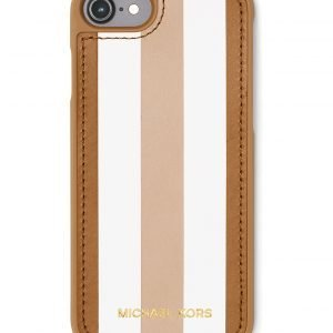 Michael Kors Striped Logo Iphone 7 Suojakuori