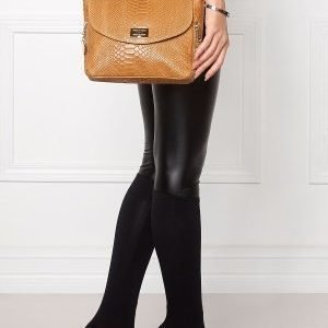 Mixed from Italy Rinacimento Leather Bag Brown
