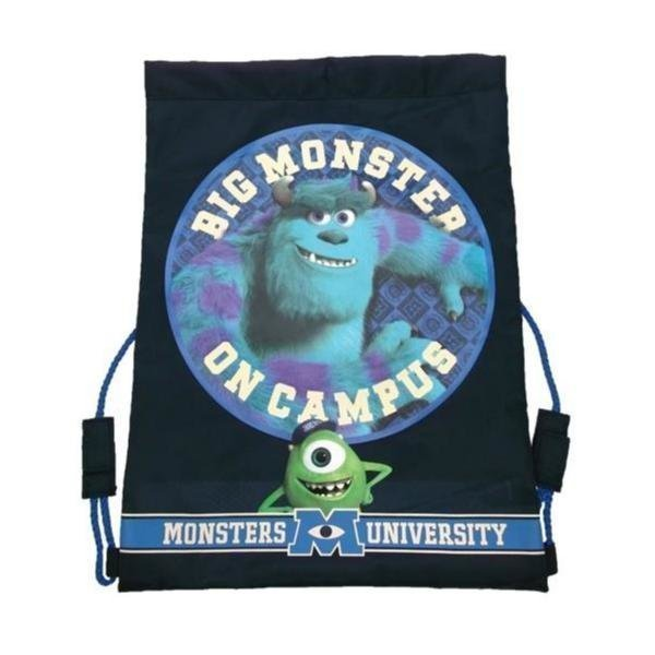 Monsters inc university jumppapussi