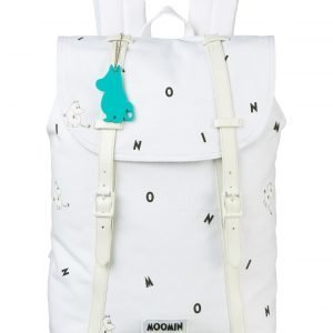 Moomin By Mozo Backpack White Icons Reppu