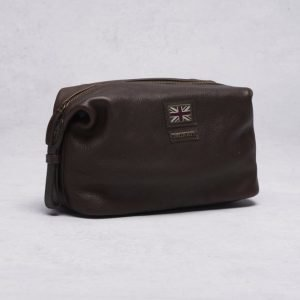 Morris Morris 45031 Toilet Bag Midbrown