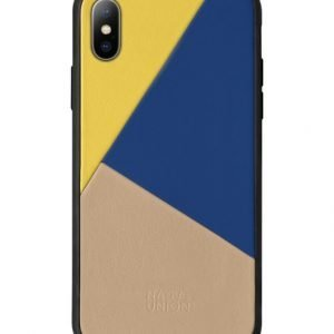 Native Union Clic Marquetry Iphone X Suojakuori