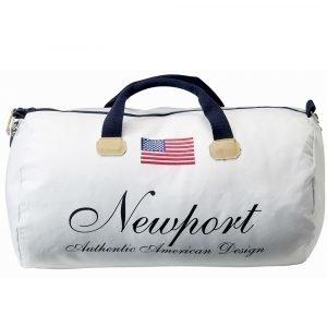 Newport Cypress Point Weekend Laukku Valkoinen