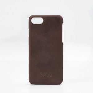 Nic & Mel Nic & Mel Charles Hardcase iPhone 7 89 Dark Brown