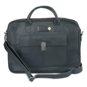 "Nic & Mel Nic & Mel Cliff Computer Bag 15"" Black"