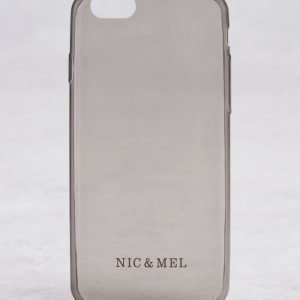 Nic & Mel Nic & Mel Eddie Softcase iPhone 6 91 Grey