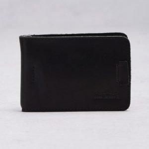 Nic & Mel Nic & Mel Floyd Cardholder/Moneyclip 99 Black