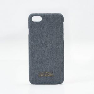 Nic & Mel Nic & Mel Neil Hardcase iPhone 7 63 Dark Blue